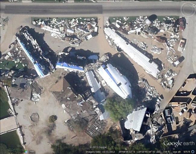 fake-plane-crash