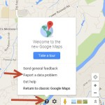 How to fix errors in Google Earth