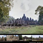 Explore the temples of Angkor Wat in Google Street View