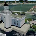 Qihou Lighthouse 360 panoramo & Kaohsiung 3D City Tour
