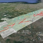 Exploring earthquake fault lines in Google Earth