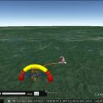 A Google Earth tour of Scott Jurek running the Appalachian Trail