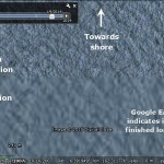 Low resolution images over the ocean