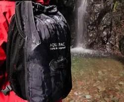 Aquapac's Waterproof Backpack