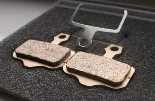 Clarks sintered disc brake pads
