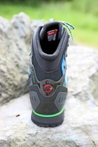 mammut ridge heel