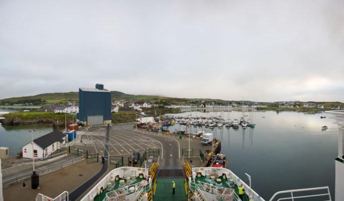 Port Ellen, Malting capital - 02013