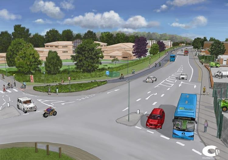 Eco Expressway plan for Colwick route into city gets green light