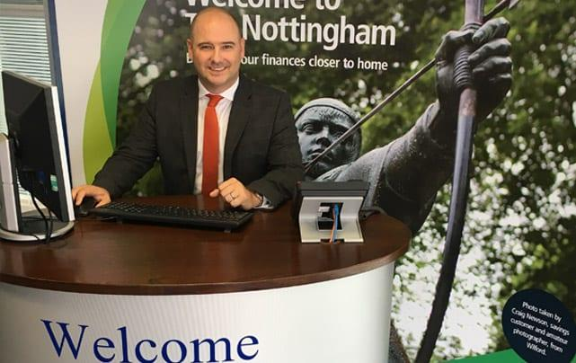 Local lad Matt takes the helm at Arnold branch of The Nottingham