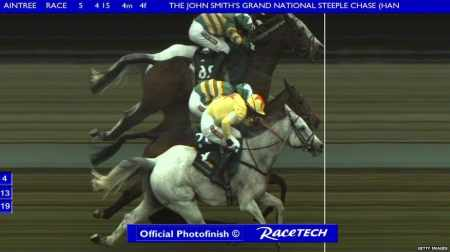 Sunnyhillboy to go one better in Grand National 2013?