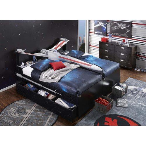 Medium Crop Of Star Wars Bed