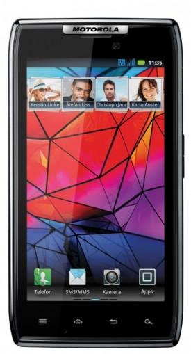 [Mobile] Motorola RAZR, édition pour développeurs