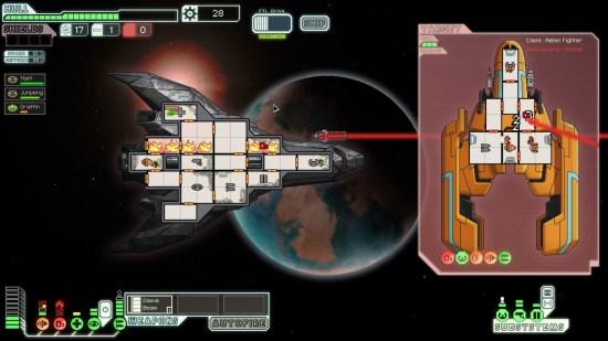 Faster Than Light | Le guide cadeau 2012: Les jeux Indie
