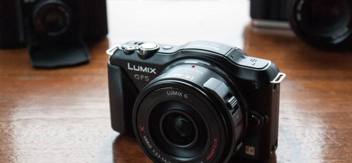 Panasonic Lumix GF5: Essai matériel