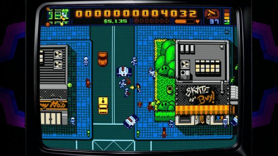 Retro City Rampage   Le guide cadeau 2012: Les jeux Indie