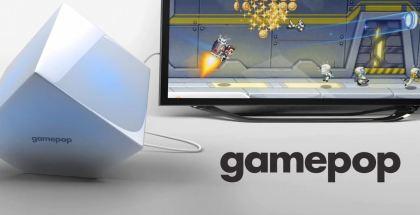 Console de jeux mobile Gamepop