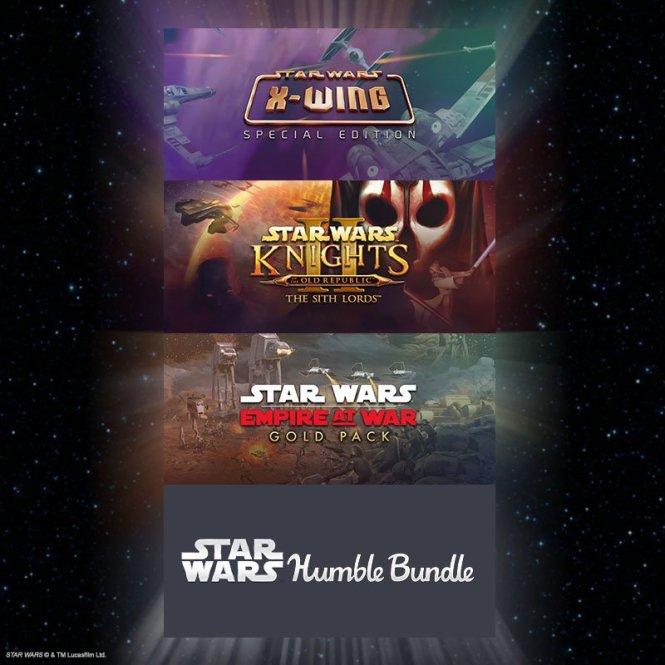 Star Wars Humble Bundle 2