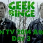 Geek Binge's Best in TV 2014 Awards: Day 3 Winners