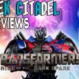 Geek Citadel Reviews Banner Trans