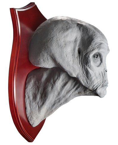 Alien Head 1