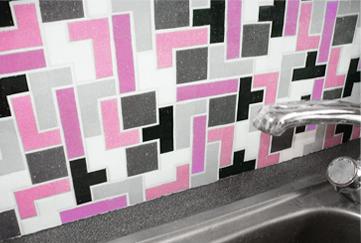 Tetris Wall Tiles 2