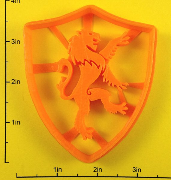 Game of Thrones Sigil Cookie Cutters 3