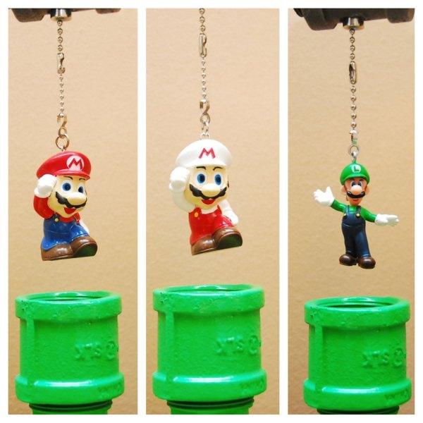 Super Mario Pipe Lamp 2