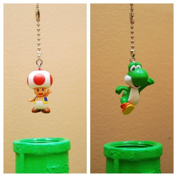 Super Mario Pipe Lamp 4
