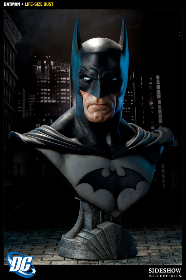Batman Life-Size Bust 2