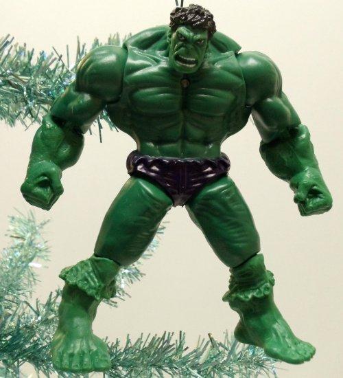 Hulk Avengers Christmas Ornament - Geek Decor