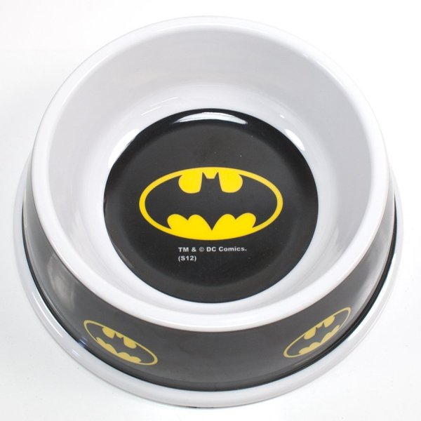 Batman Pet Bowl - Geek Decor