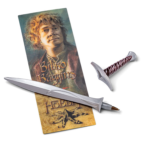The Hobbit Pen and Bookmark Set - Geek Decor