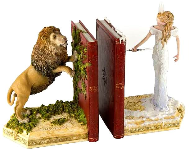 THE CHRONICLES OF NARNIA Bookends