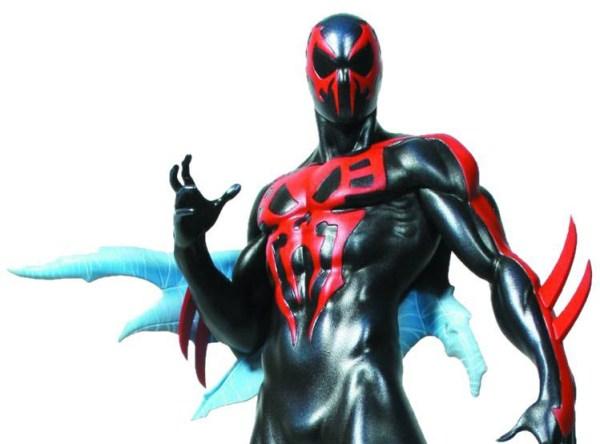 Spider-Man 2099 Statue - Geek Decor