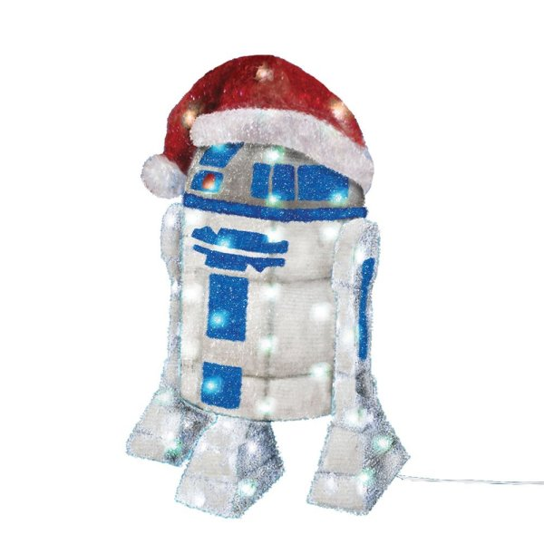 Star Wars Outdoor Christmas Decorations - Geek Decor
