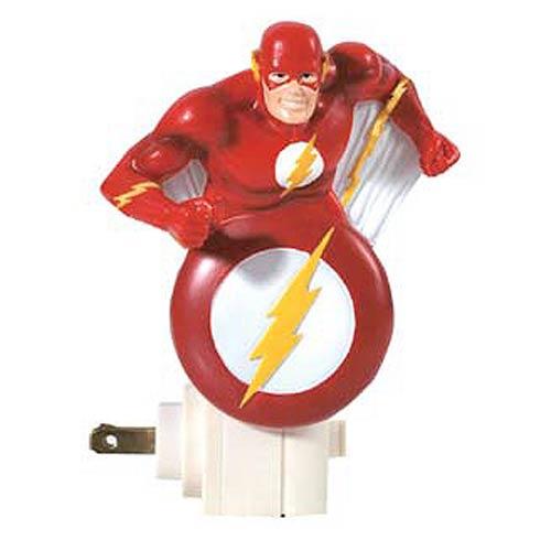 The Flash Night Light - Geek Decor