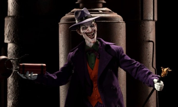 The Joker Sixth Scale Figure - Geek Decor