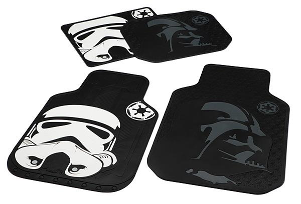 Star Wars Automotive Floor Mats