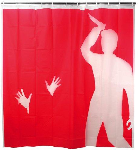 Psycho Shower Curtain - Geek Decor