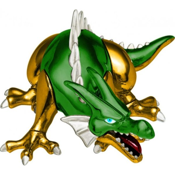 DRAGON QUEST METALLIC MONSTERS GALLERY: DRAGON Geek Decor