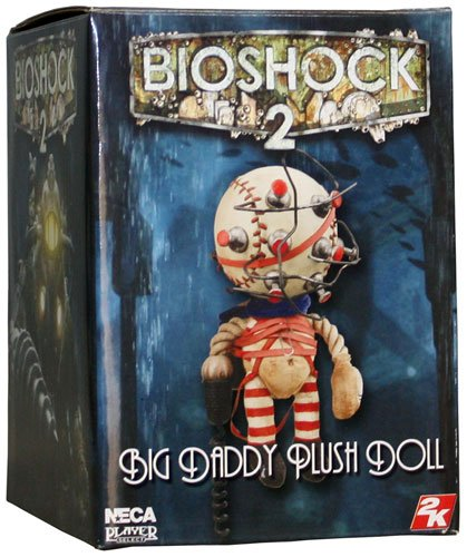 Bioshock 2 Big Daddy Plush Doll