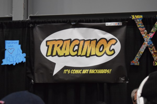 NYCC Spotlight - TRACIMOC Comic Art