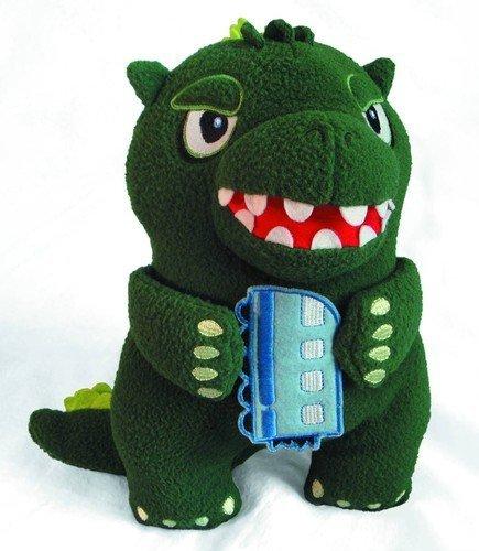 My First Godzilla Plush toy geek decor