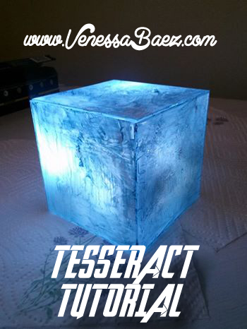 How To Make Your Own Tesseract and Gain Loki's Approval