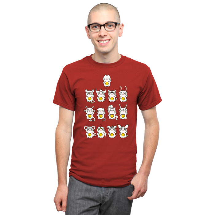 Celebrate The Chinese New Year With This T-Shirt