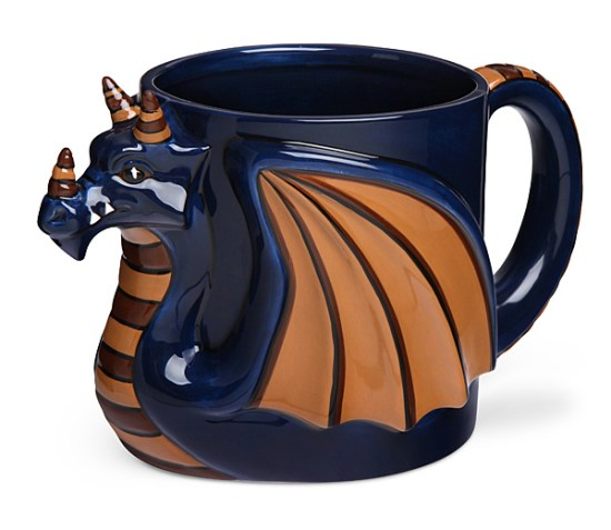 Dark Roast Dragon Mug - Geek Decor