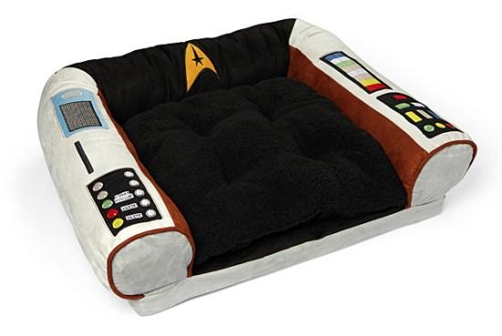 Star Trek Pet Bed - Geek Decor