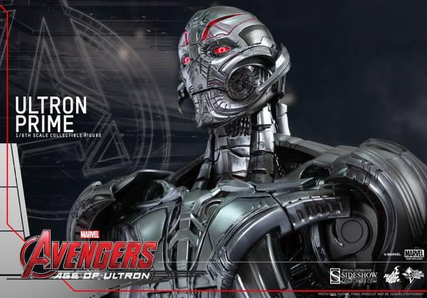 Ultron Prime Figure Side 2 - Geek Decor