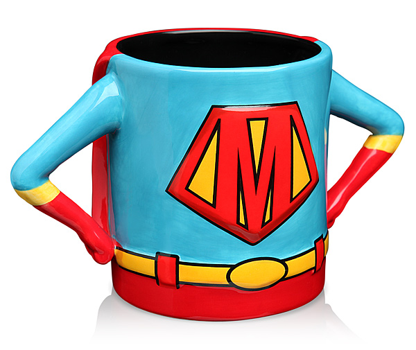 Superhero Mom Mug - Geek Decor