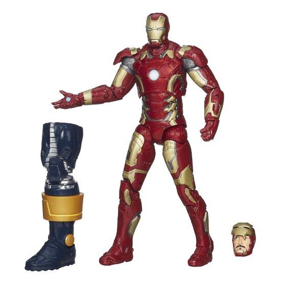 Marvel Legends Infinite Series Iron Man - Geek Decor